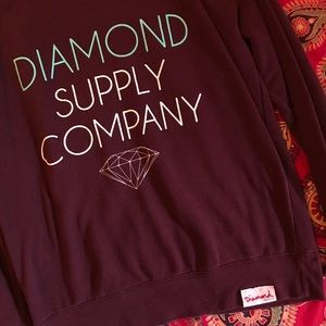 Diamond Supply Co. Sweater
